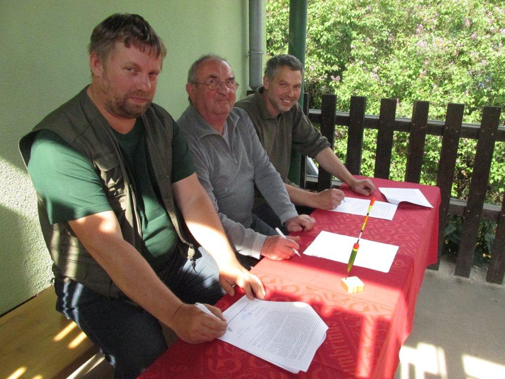 Rybáři v Blansku mají placeného hospodáře